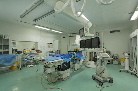 Adult Angiography Ward