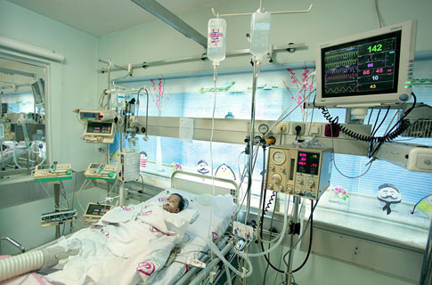 Pediatric Internal Ward