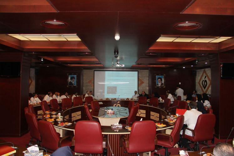برگزاری اولین جلسه پایش برنامه استراتژیک در سال دوم اجرائی برنامه