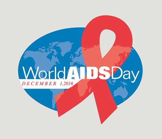 شعار روز جهانی ایدز در سال 2016
