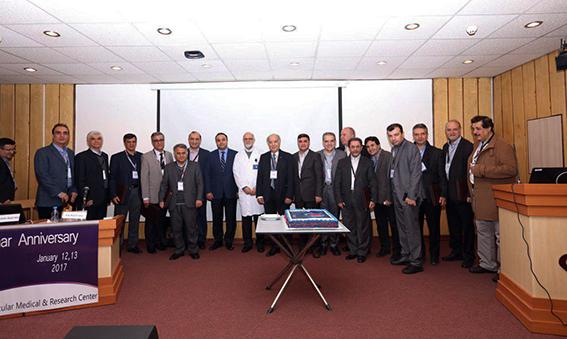 دهمین همایش سالیانه اینترونشنال کاردیولوژی برگزار شد.